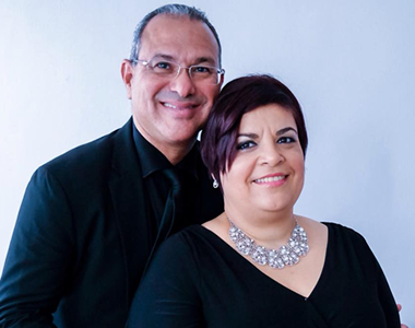 Senior Pastors Raimy i Arlette Juliet