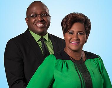 Pastor Chesron i Pastora Juraima Richardson